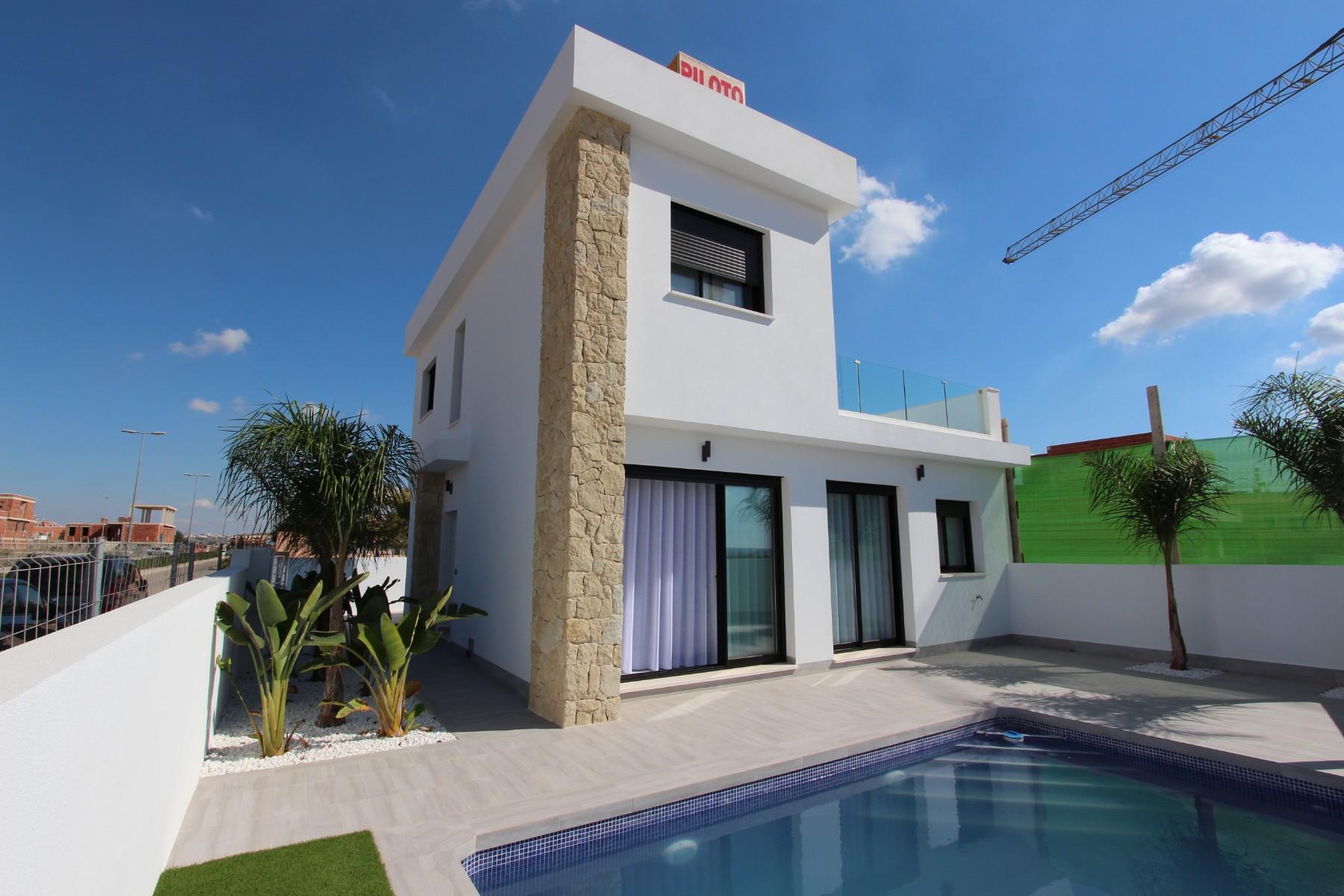 NBP524-V: Villa in Los Montesinos