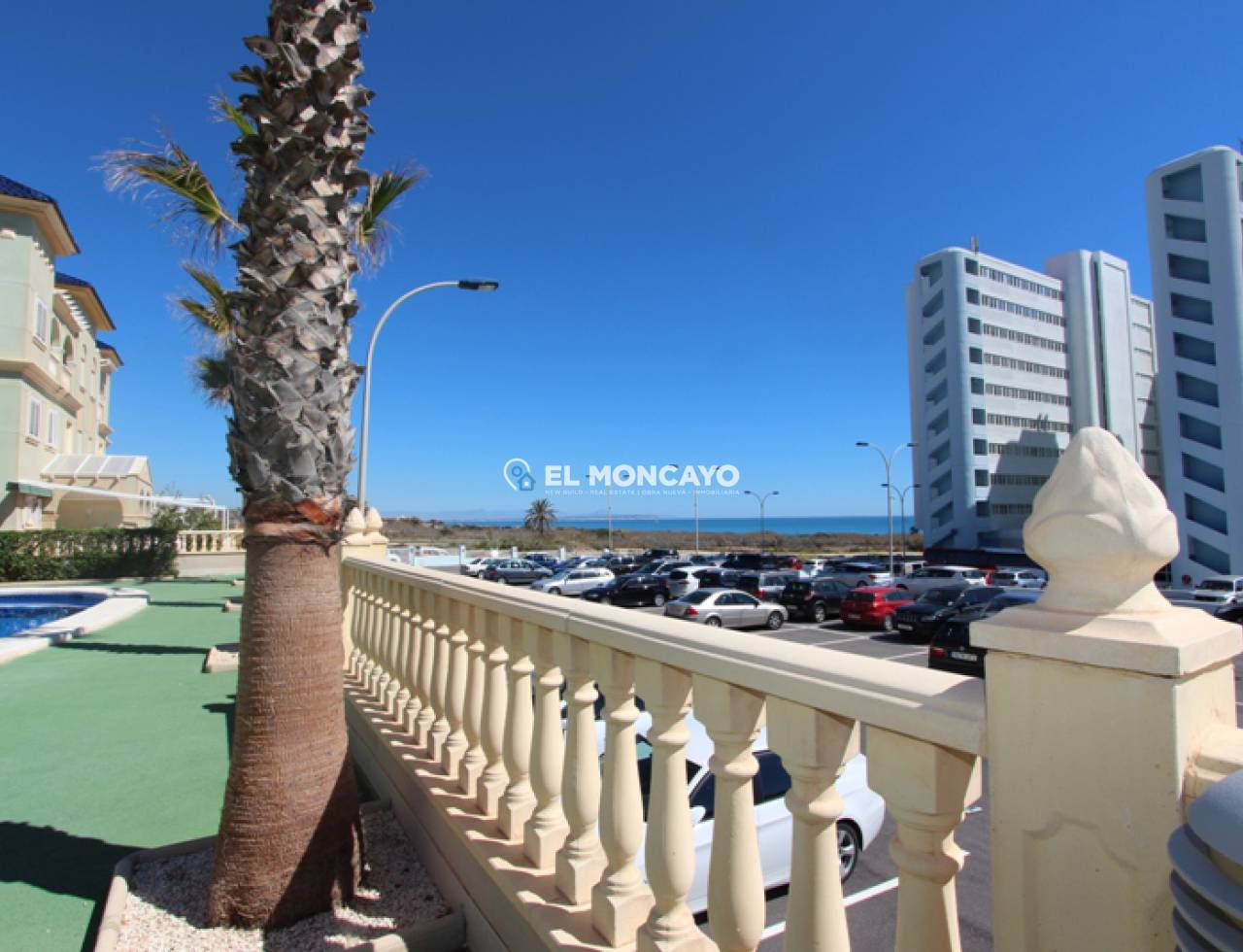 A Vendre - Appartement - Guardamar del Segura - Campomar Plage