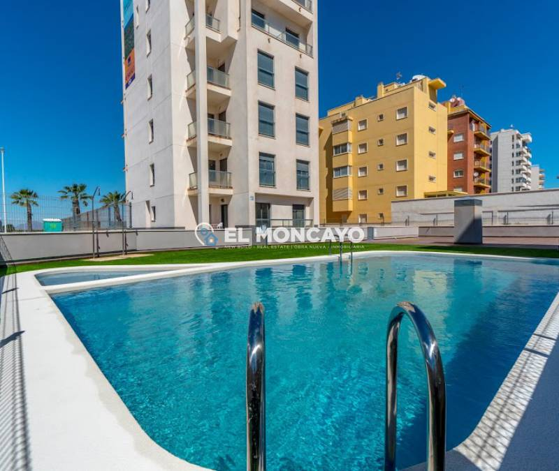 Apartment - Neubau - Guardamar del Segura - SUP 7 - Sports Port