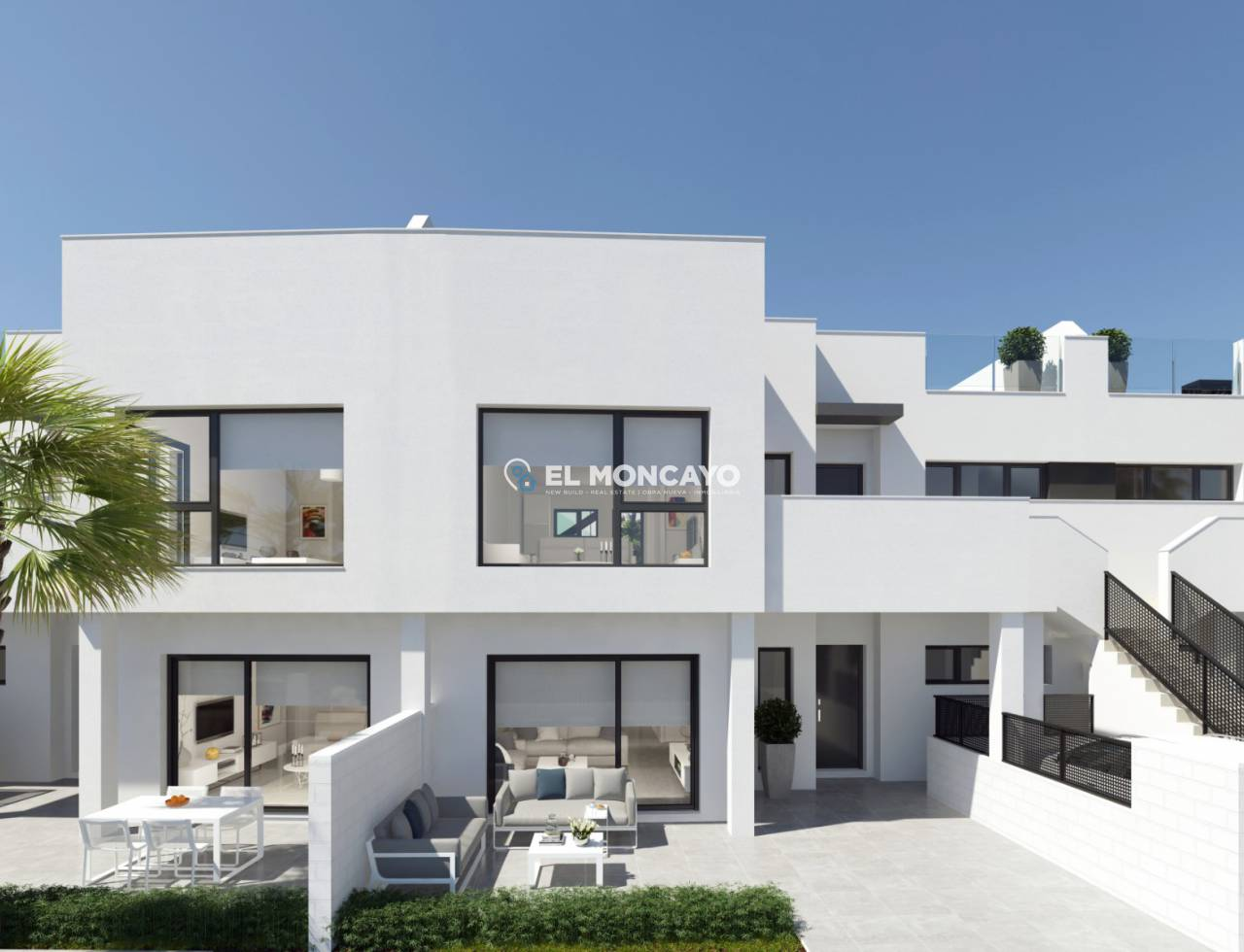 Apartment - New build - Santiago de la Ribera - Santiago de la Ribera