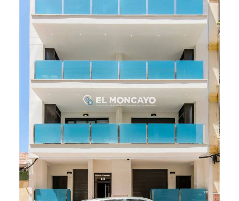 Apartment - New build - Torrevieja - Playa del Cura