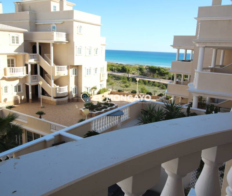 Apartment - Wiederverkauf - Guardamar del Segura - Campomar Beach