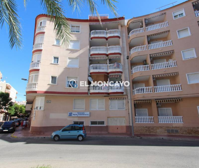 Apartment - Wiederverkauf - Guardamar del Segura - Center