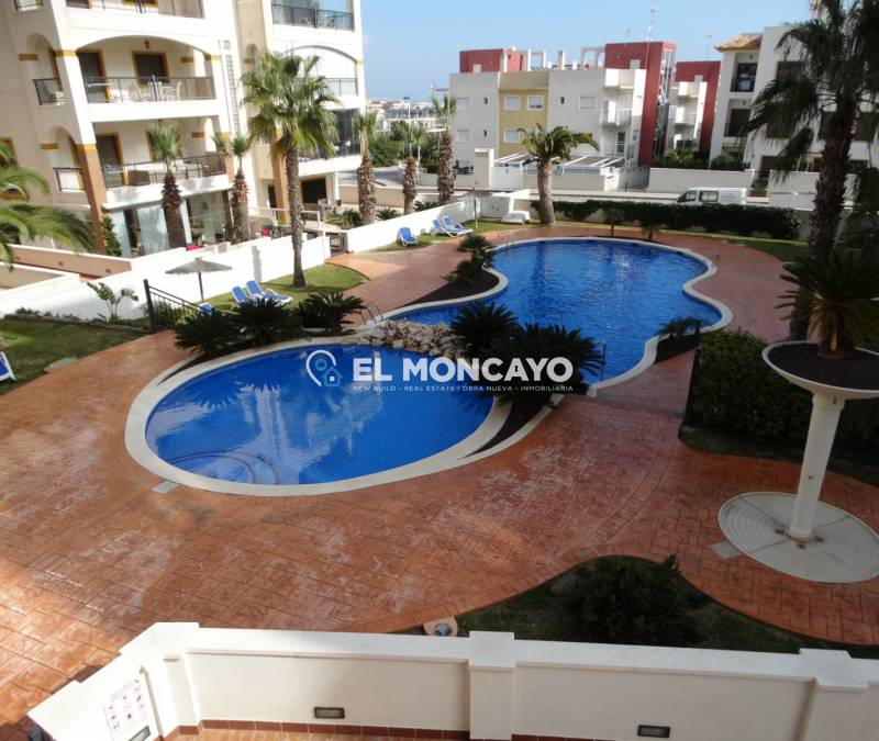 Apartment - Wiederverkauf - Guardamar del Segura - Guardamar Hills