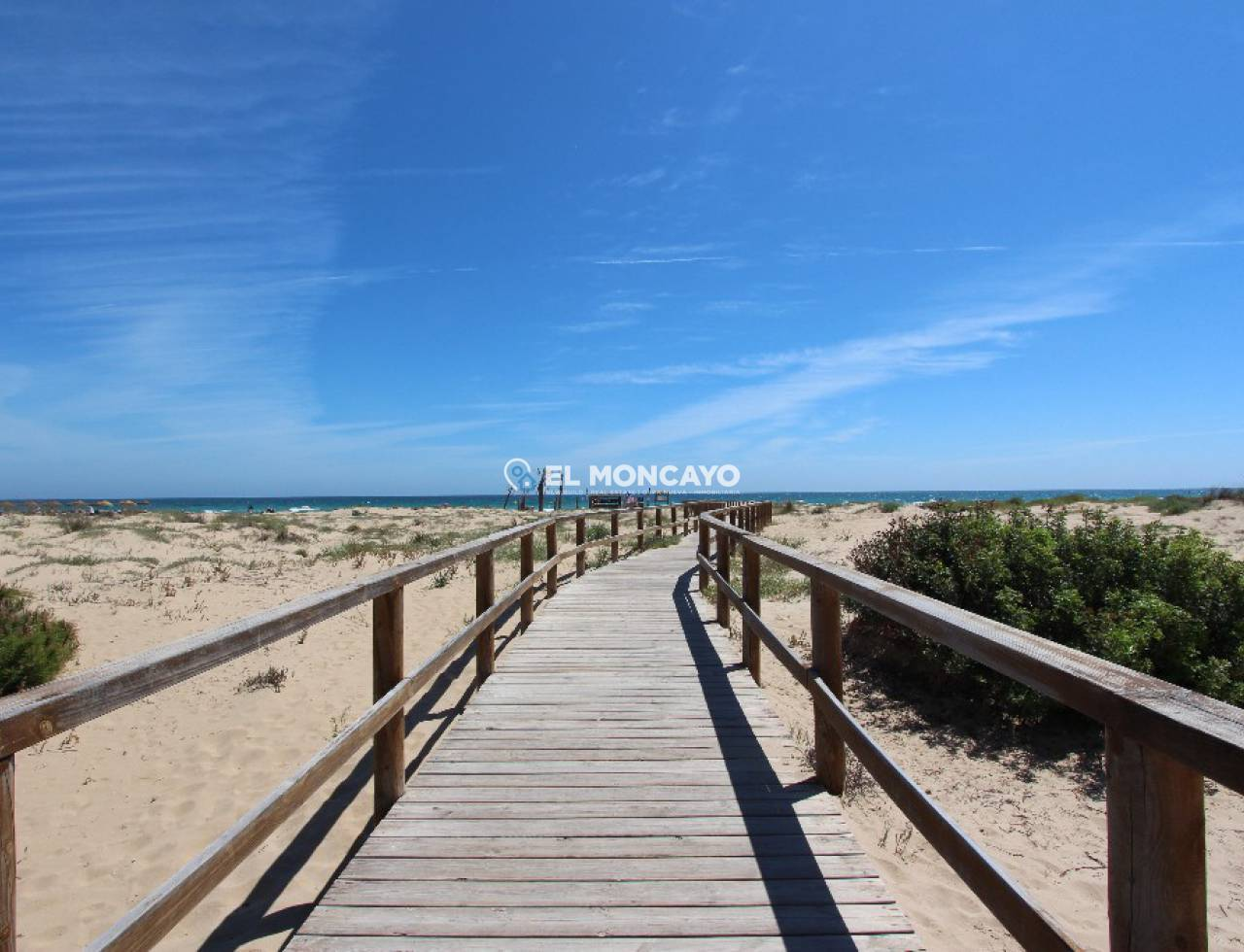 Apartment with sea views in Gran Alacant - Santa Pola - Costa Blanca South 163(4)