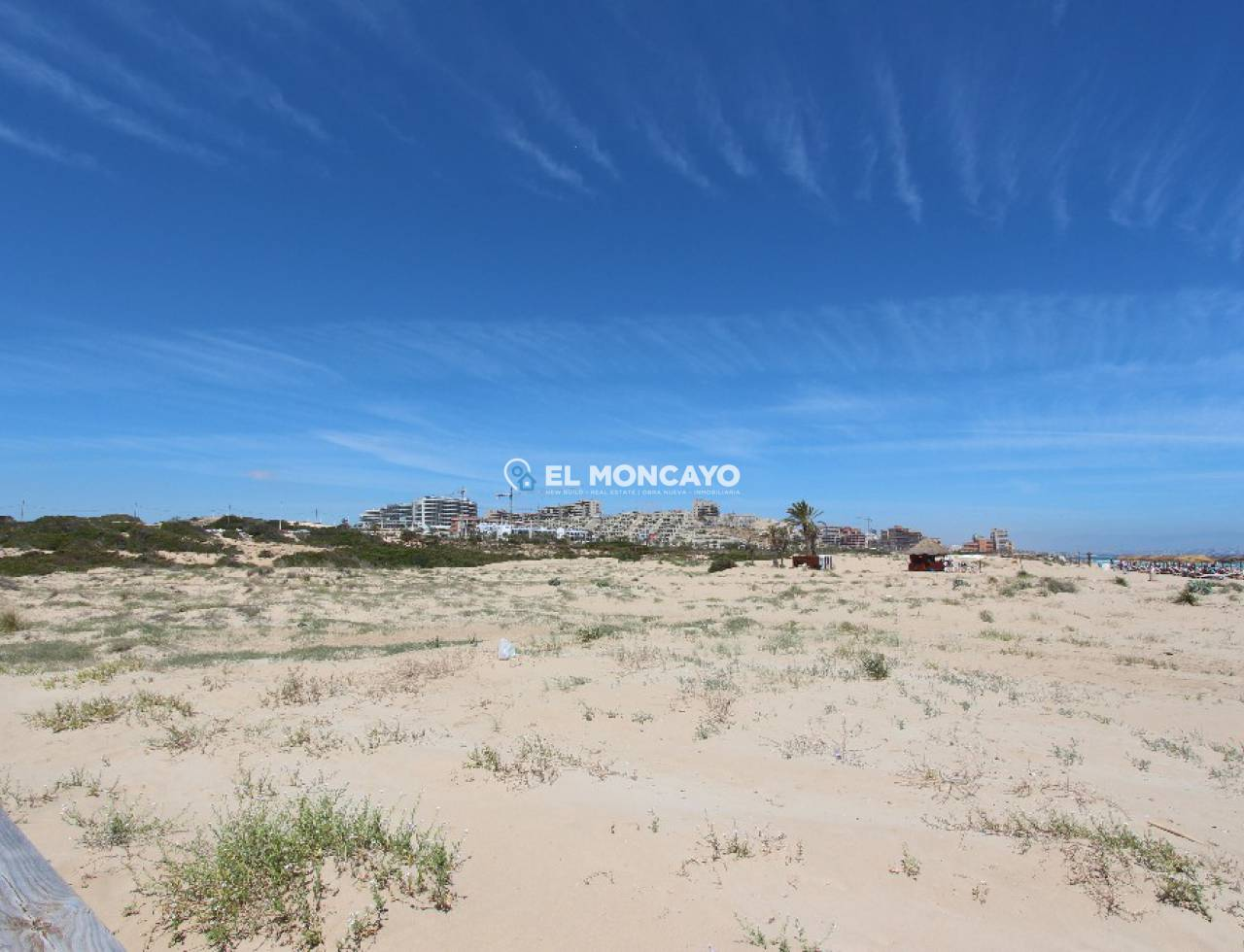 Apartment with sea views in Gran Alacant - Santa Pola - Costa Blanca South 163(8)