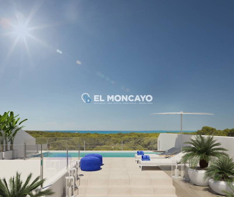 Appartement - Nouvelle construction - Guardamar del Segura - Plage