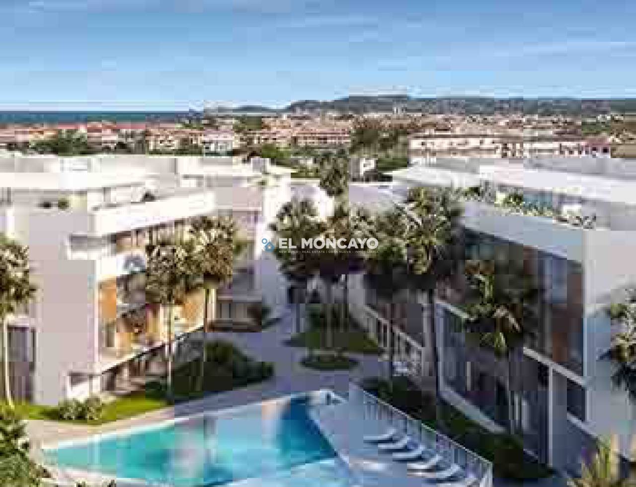 Appartement - Nouvelle construction - Jávea - Jávea