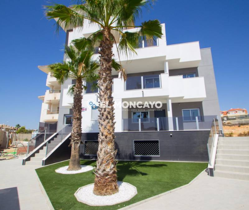 Appartement - Nouvelle construction - Orihuela Costa - Orihuela Costa
