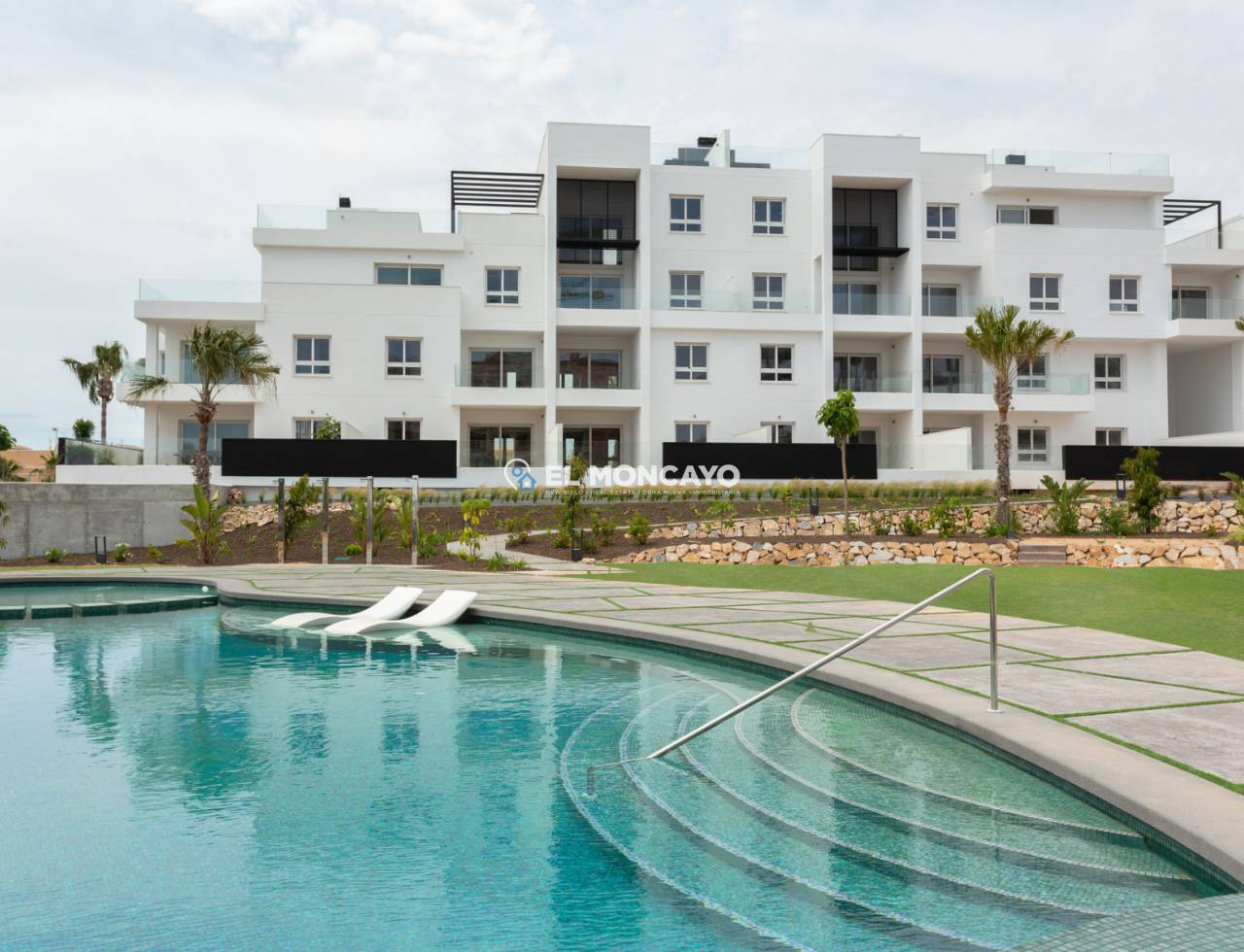 Appartement - Nouvelle construction - Orihuela Costa -