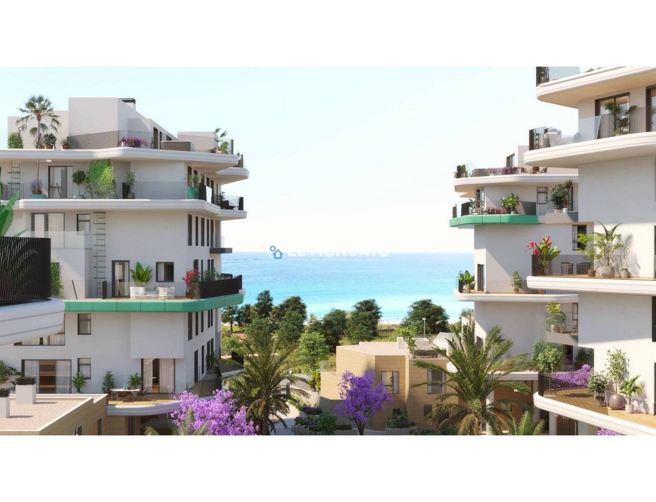 Appartement - Nouvelle construction - Villajoyosa - Villajoyosa