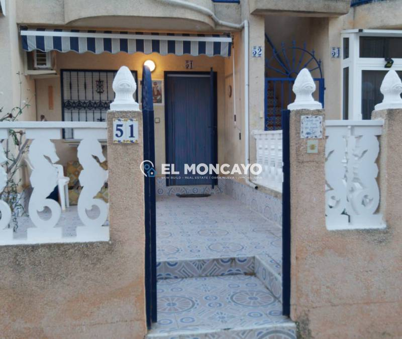 Bungalow - Locations à long terme - Torrevieja - Torrevieja