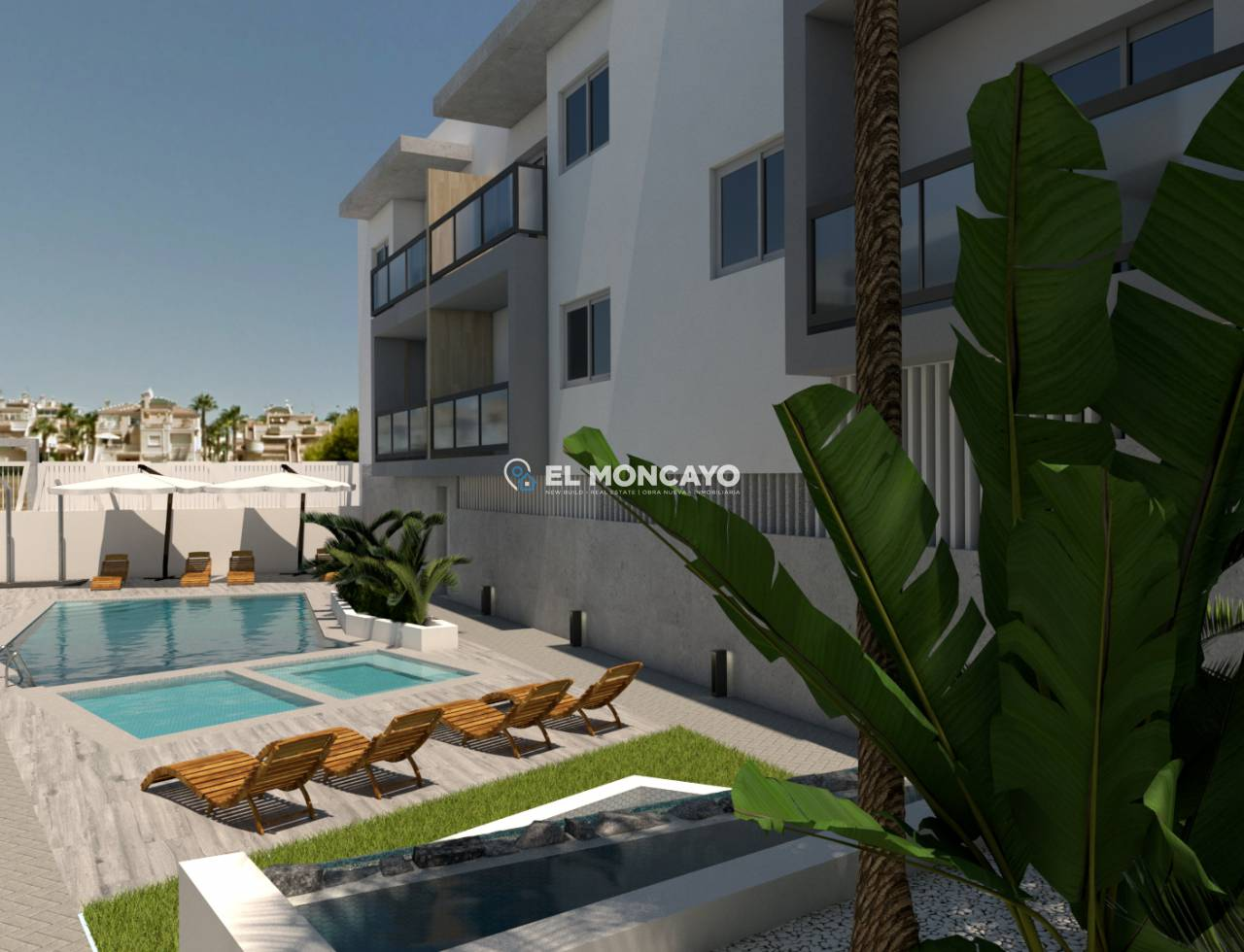 Bungalow - New build - Benijófar - Benimar