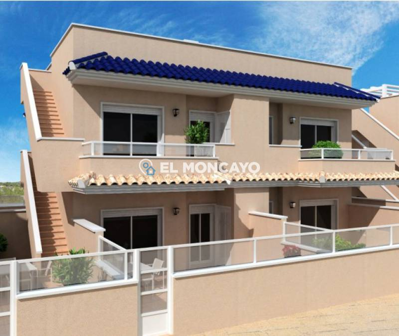 Bungalow - New build - Orihuela Costa - Alicante