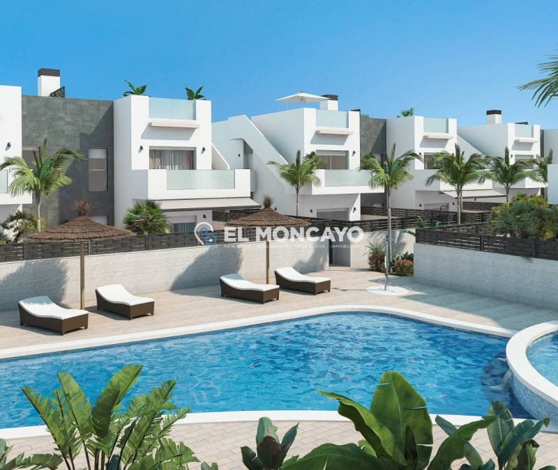 Bungalow - New build - Rojales - Ciudad Quesada