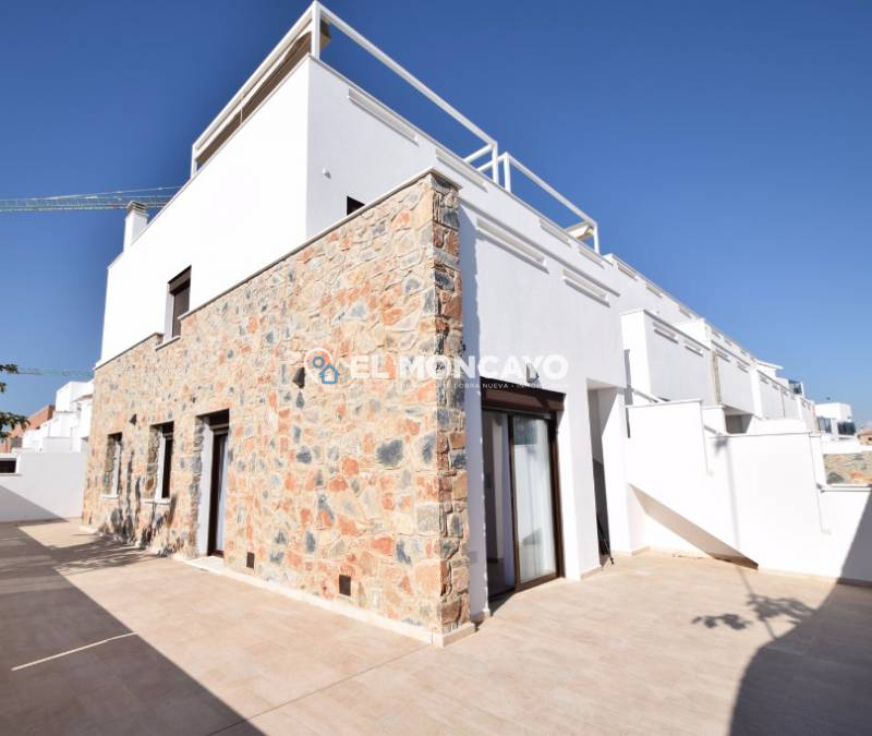 Bungalow - New build - Torre de La Horadada - Torre de La Horadada