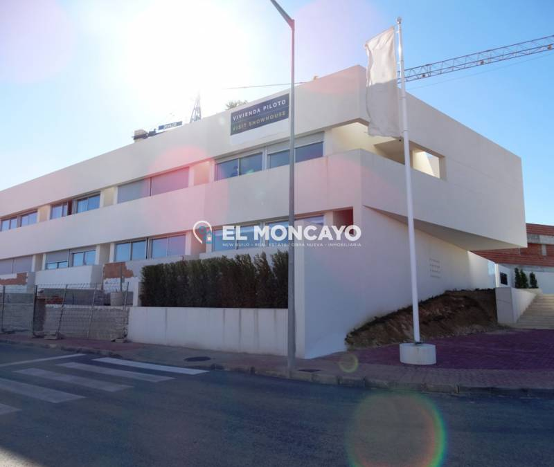 Bungalow - New build - Torrevieja - Alicante