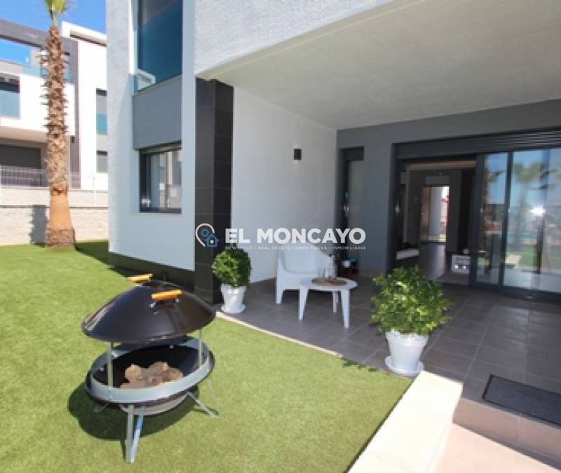 Bungalow - Nouvelle construction - Guardamar del Segura - El Raso