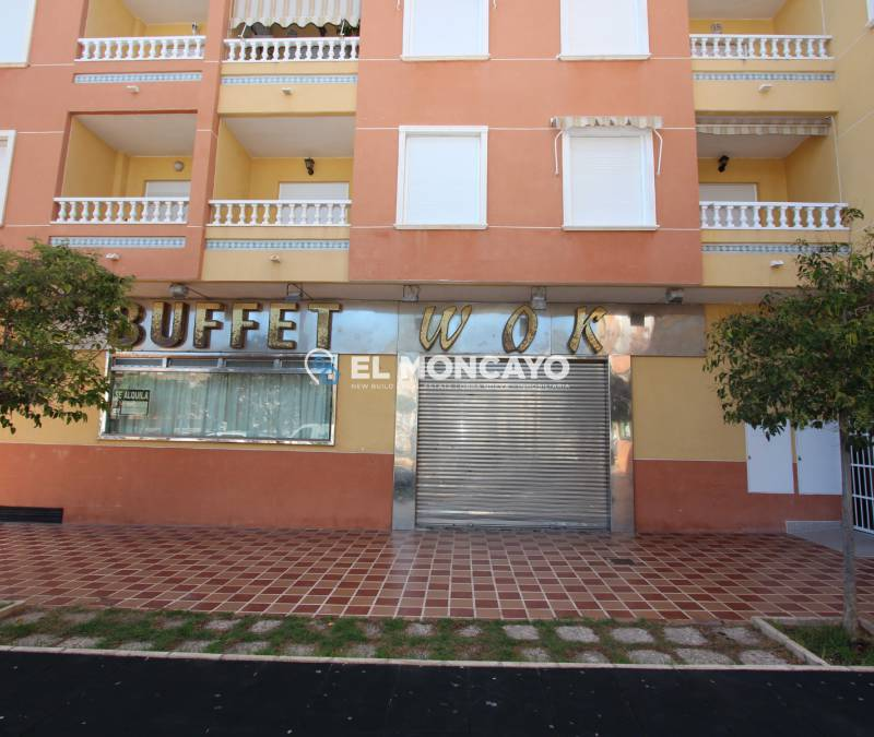 Business premises - Sale - Guardamar del Segura - Center