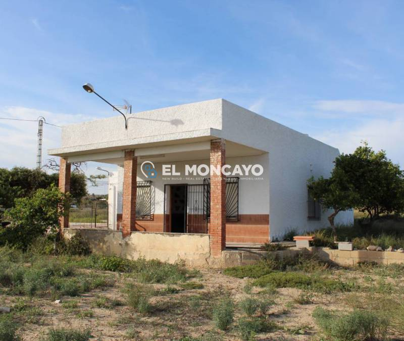 Country house - Sale - Guardamar del Segura - El Raso