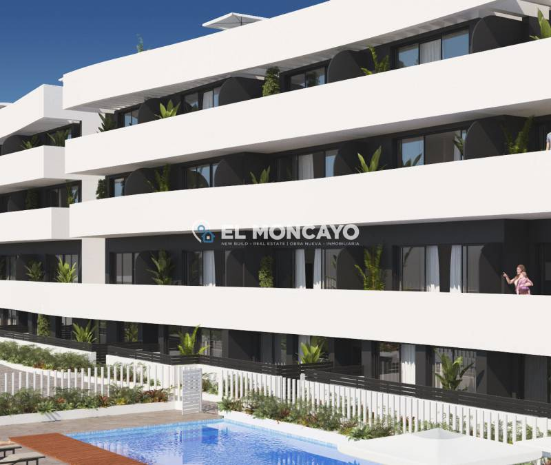 Duplex - New build - Guardamar del Segura - Guardamar Hills