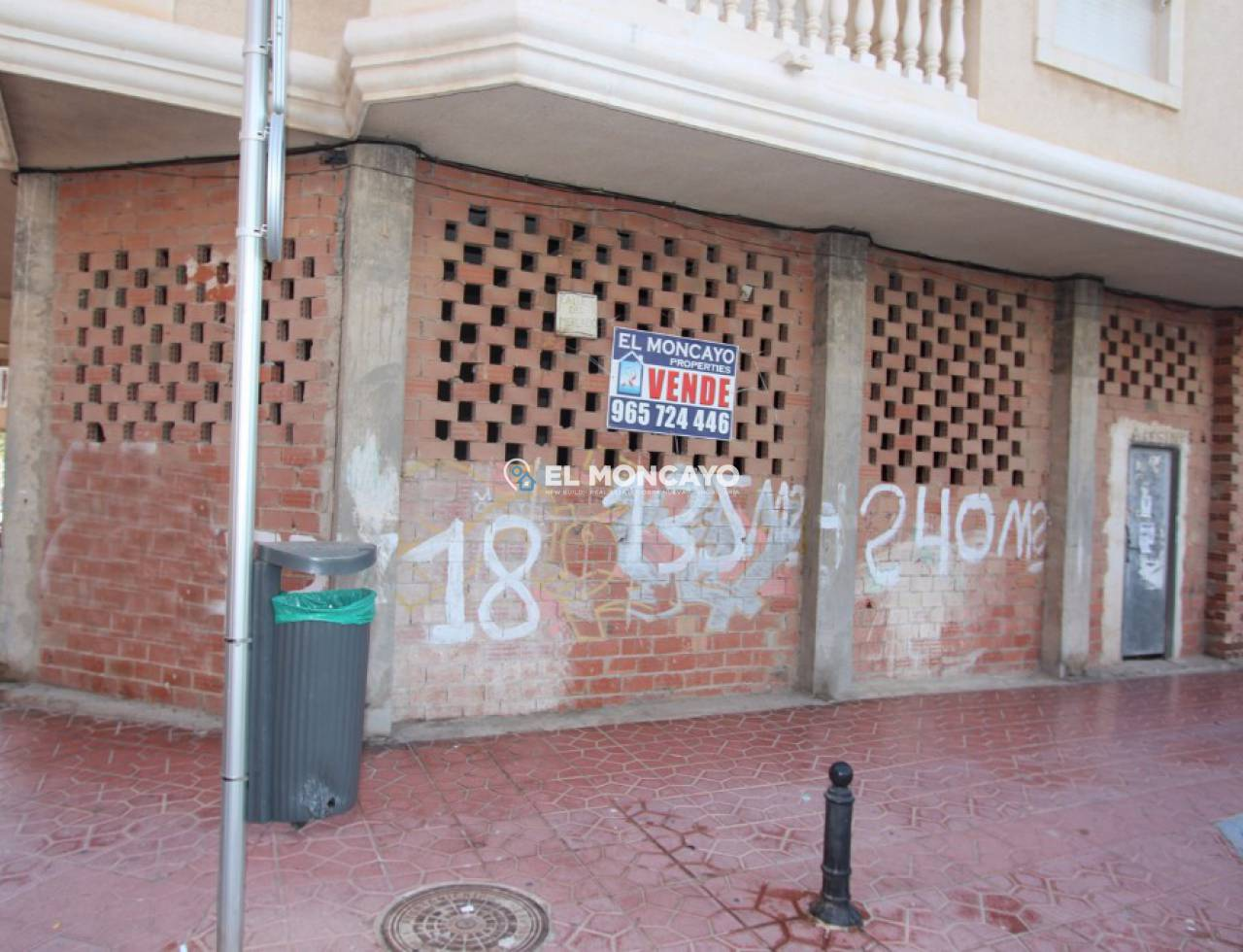 Grand local commercial Guardamar del Segura