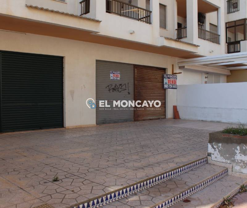 Local comercial - Reventa - Guardamar del Segura - Centro