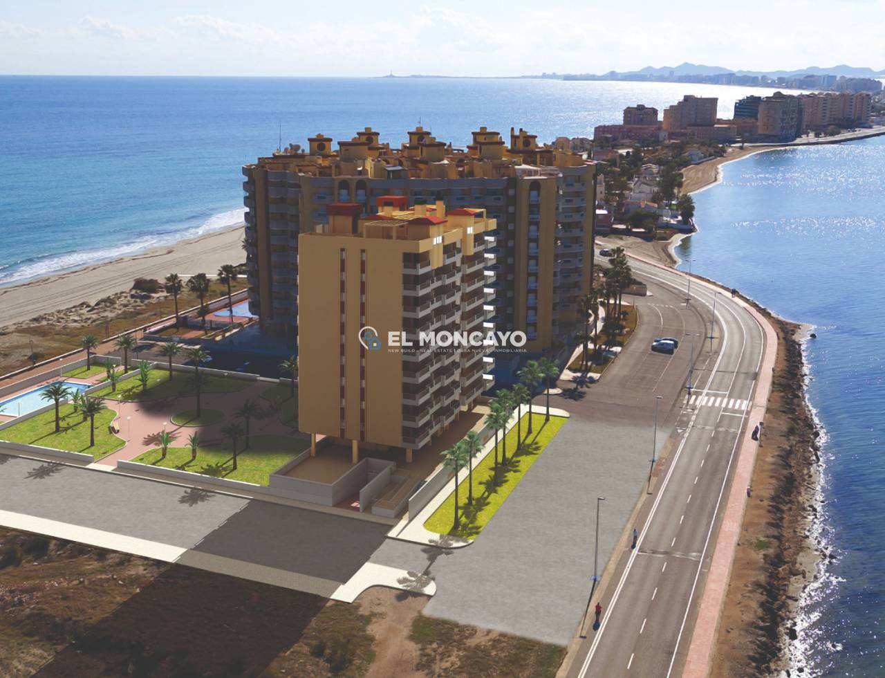New build - Apartment - La Manga del Mar Menor