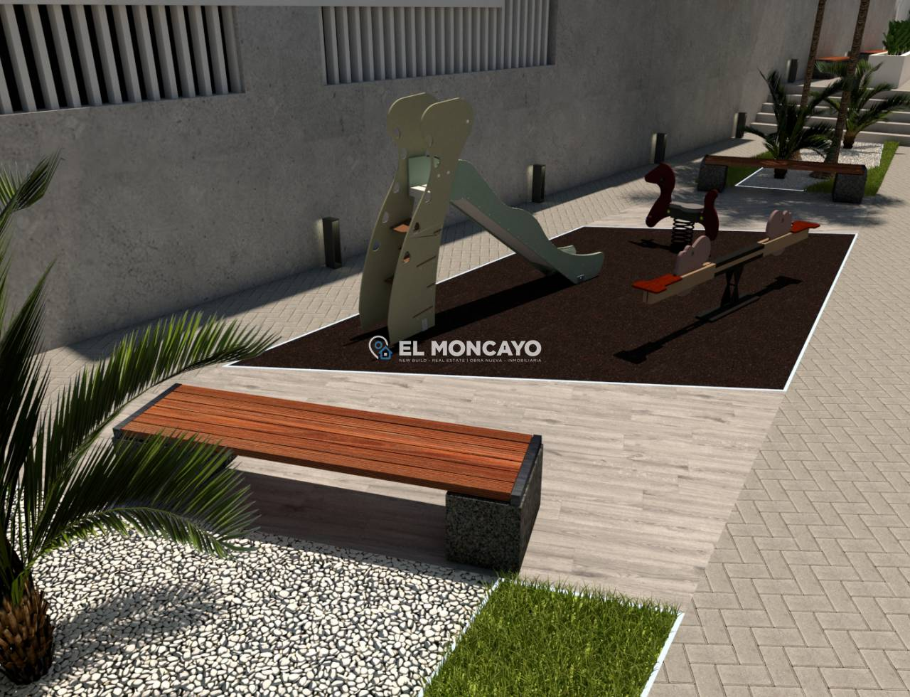 New build - Bungalow - Benijófar - Benimar