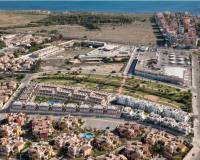 New build bungalow in Punta Prima - Orihuela Costa - Costa Blanca south 138 (15)