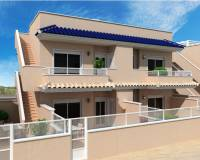 New build bungalow in Punta Prima - Orihuela Costa - Costa Blanca south 138 (1)