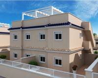 New build bungalow in Punta Prima - Orihuela Costa - Costa Blanca south 138 (2)