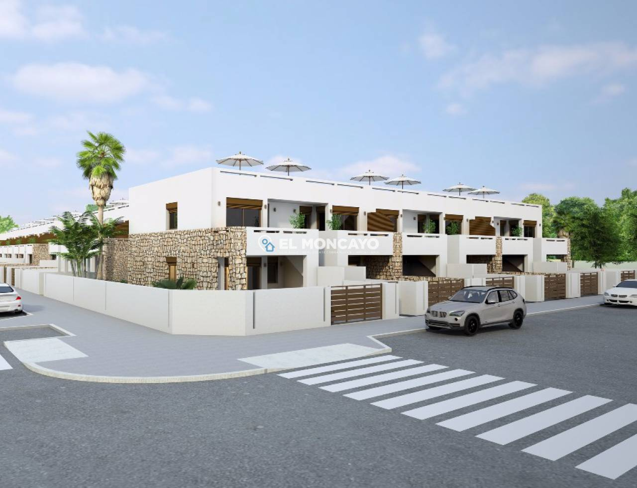 New build - Bungalow - Torre de La Horadada - Torre de la Horadada