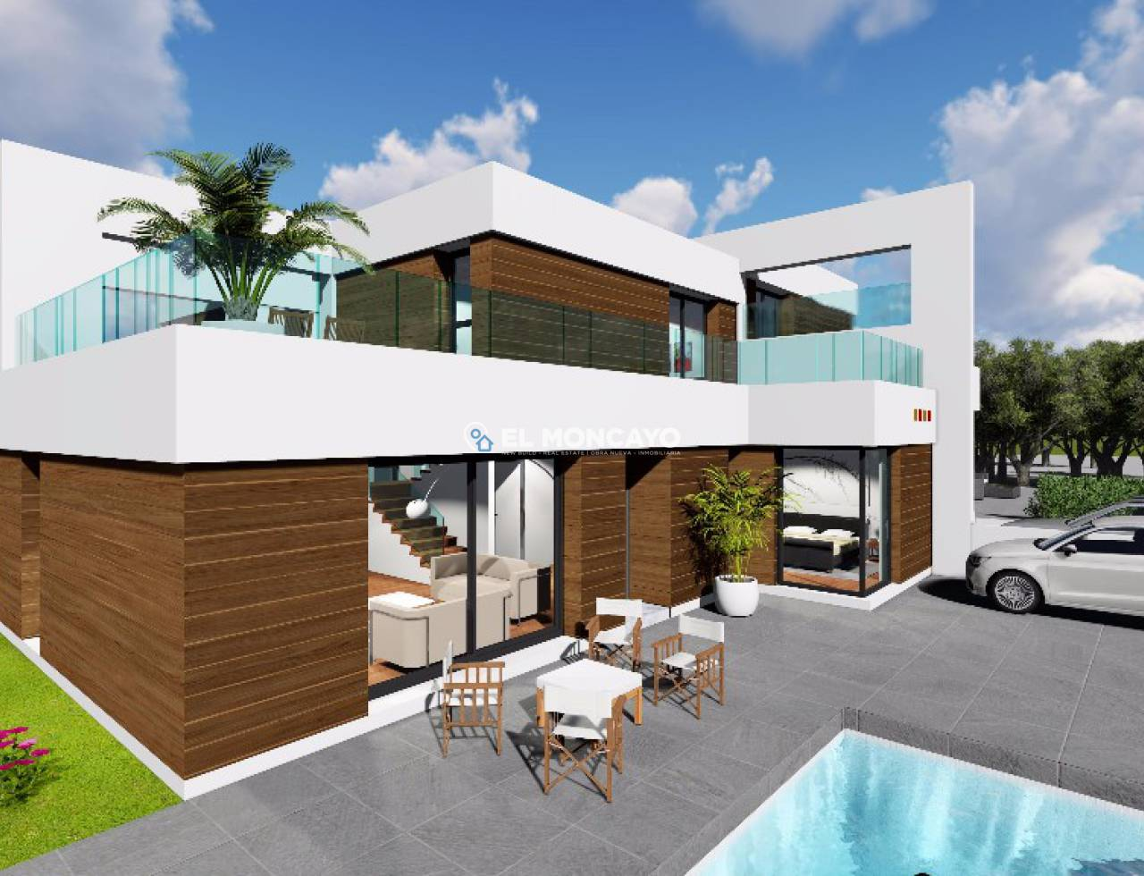 New build - Semi Detached House - Benijófar