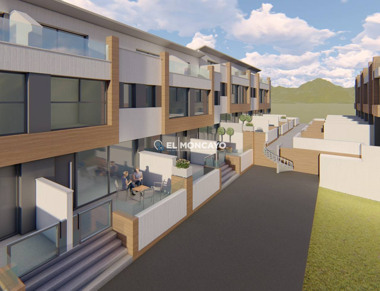 New build - Town House - Guardamar del Segura - Guardamar Hills
