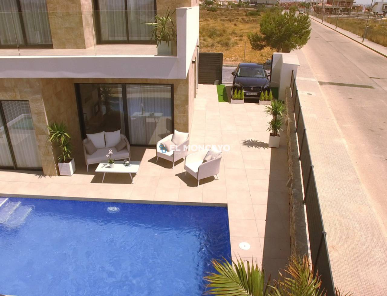 New build - Town House - Los Montesinos