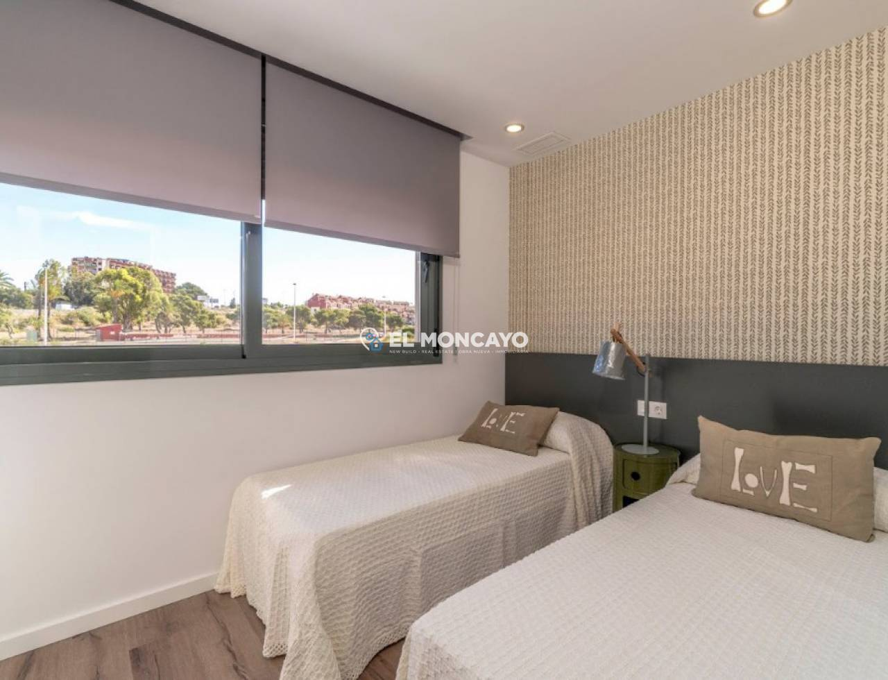 New build - Triplex - Santa Pola - Alicante