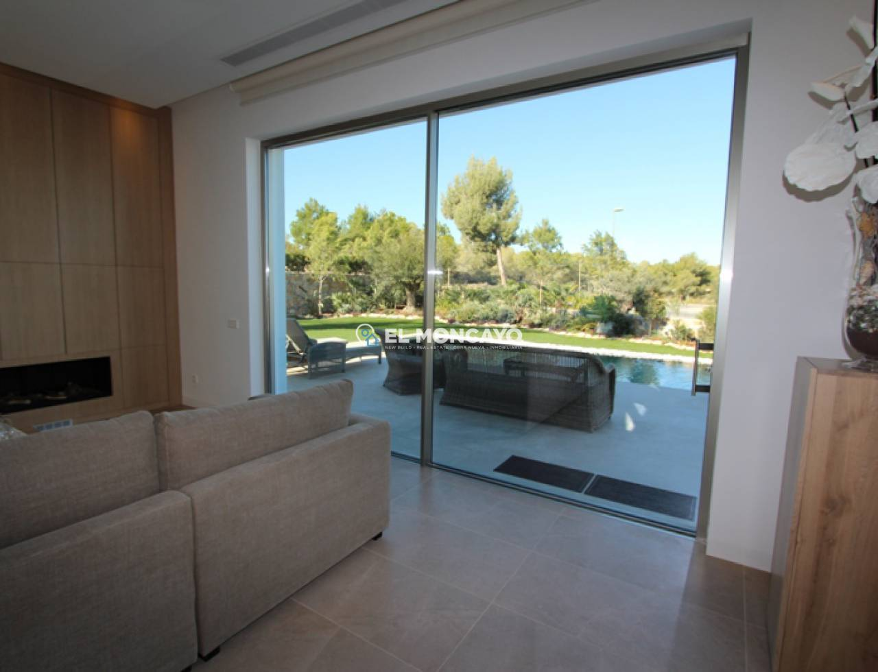 New build villa in Orihuela Costa - Villamartin - Golf course (11)