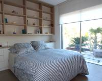New build villa in Orihuela Costa - Villamartin - Golf course (21)