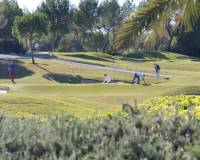 New build villa in Orihuela Costa - Villamartin - Golf course (30)