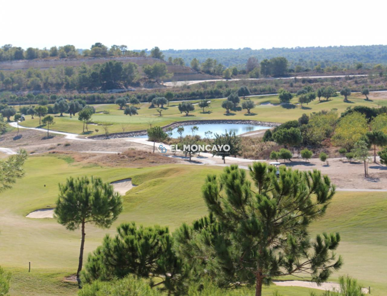 New build villa in Orihuela Costa - Villamartin - Golf course (31)