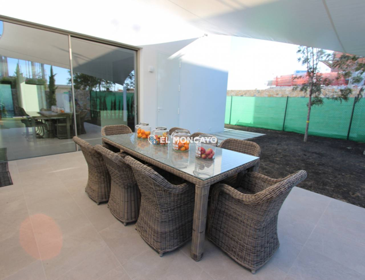 New build villa in Orihuela Costa - Villamartin - Golf course (8)