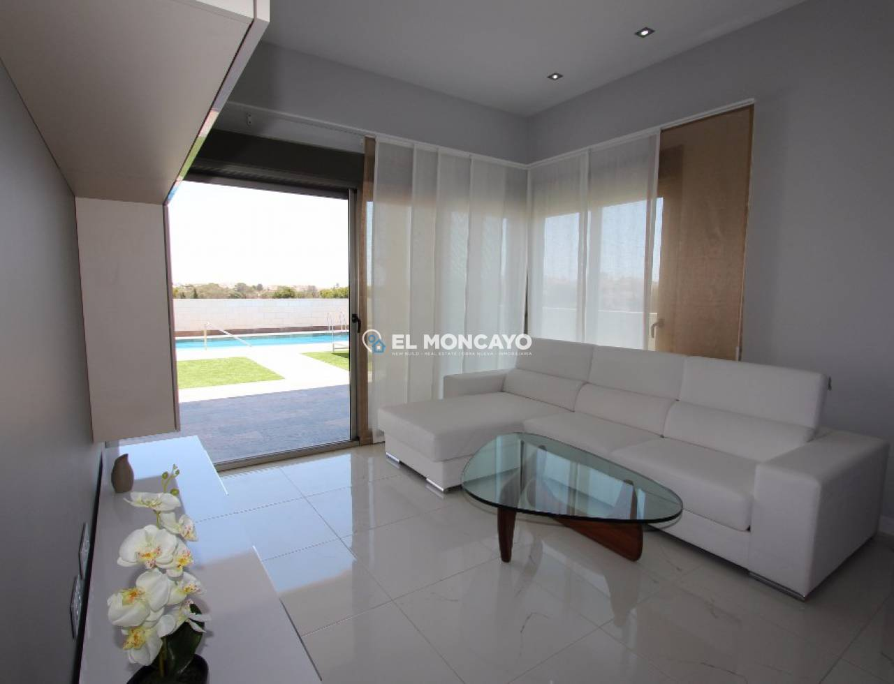New build villa in Villamartin - Orihuela Costa - Costa Blanca south 142 (10)
