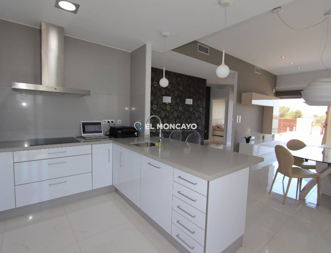 New build villa in Villamartin - Orihuela Costa - Costa Blanca south 142 (13)