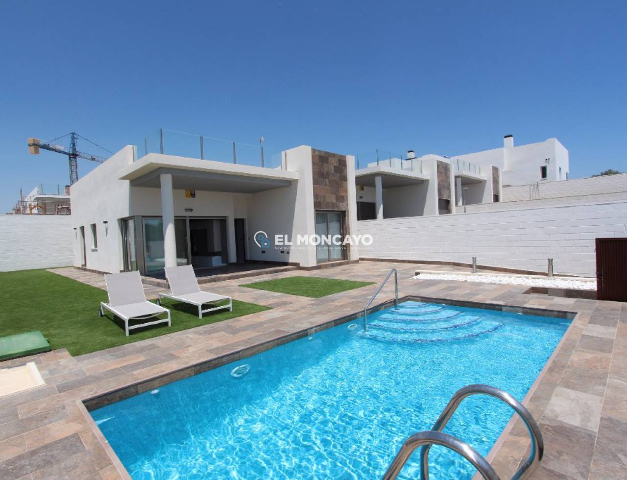 New build villa in Villamartin - Orihuela Costa - Costa Blanca south 142 (1)
