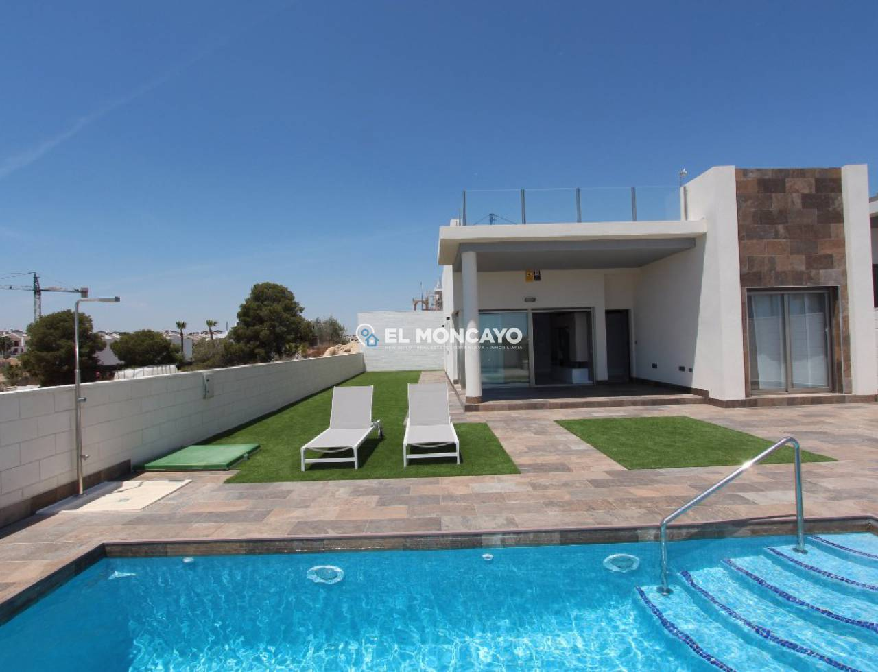 New build villa in Villamartin - Orihuela Costa - Costa Blanca south 142 (2)