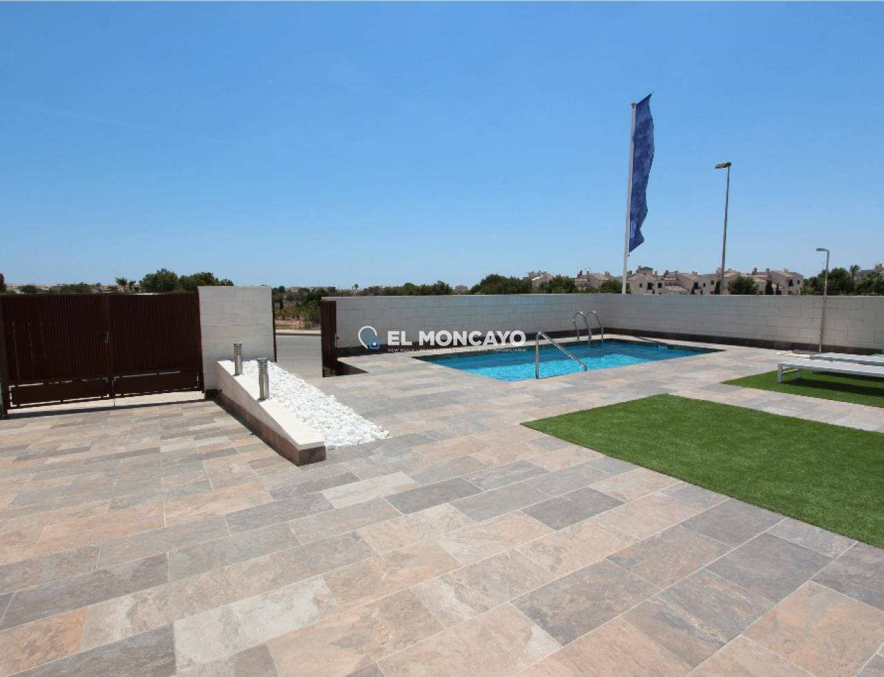 New build villa in Villamartin - Orihuela Costa - Costa Blanca south 142 (4)