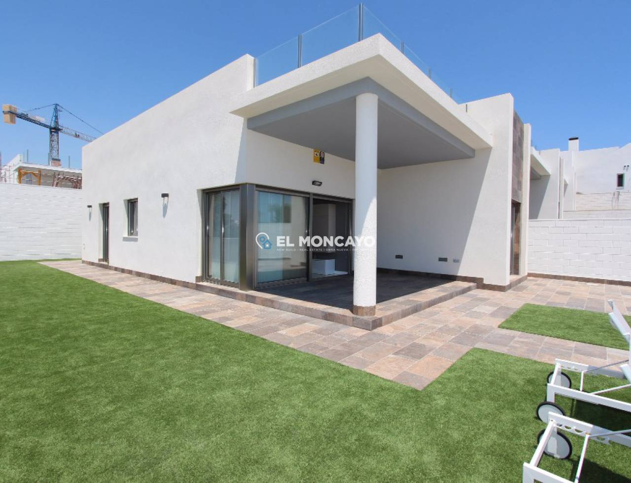 New build villa in Villamartin - Orihuela Costa - Costa Blanca south 142 (7)