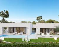 New build - Villa - Jávea