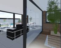 New build - Villa - La Marina - Urbanization La Marina